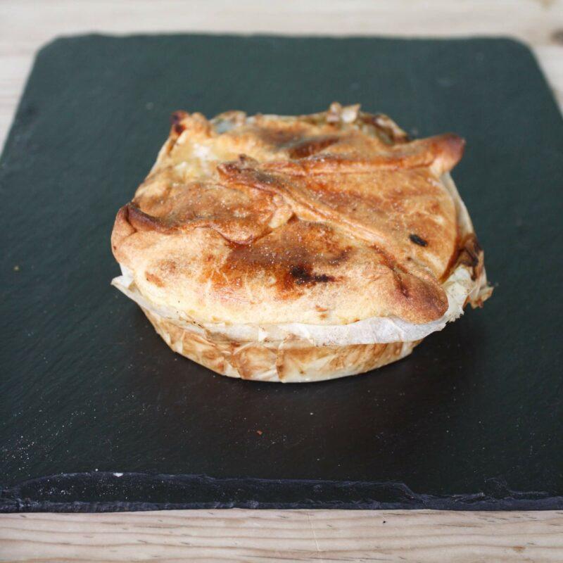 Pork Tartelletta