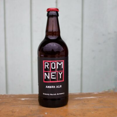 Romney Brewery Amber Ale