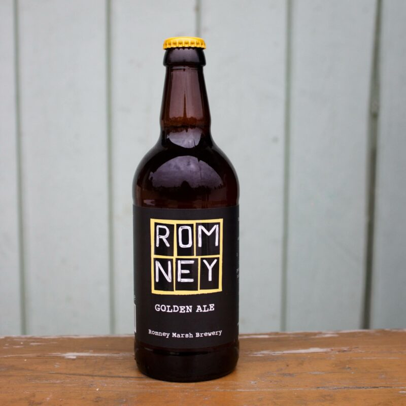 Romney Brewery Golden Ale