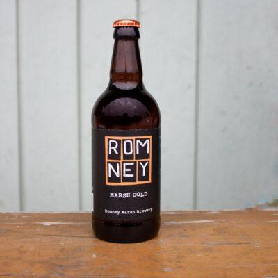 Romney Brewery Marsh Gold