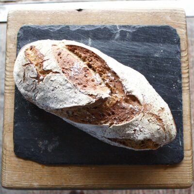Sourdough Granary Bread