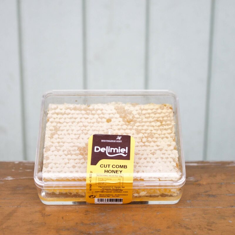 Spanish Cut Honeycomb