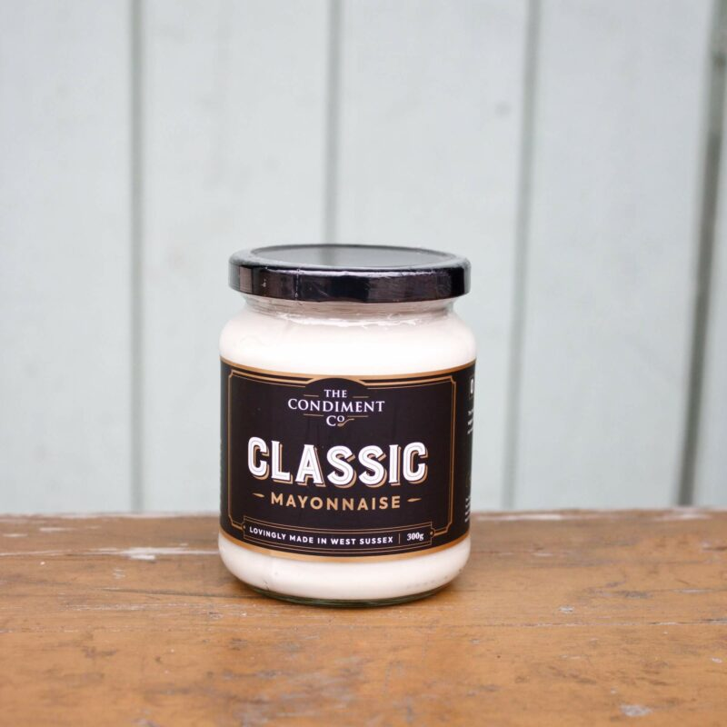 The Condiment Co Classic Mayonnaise
