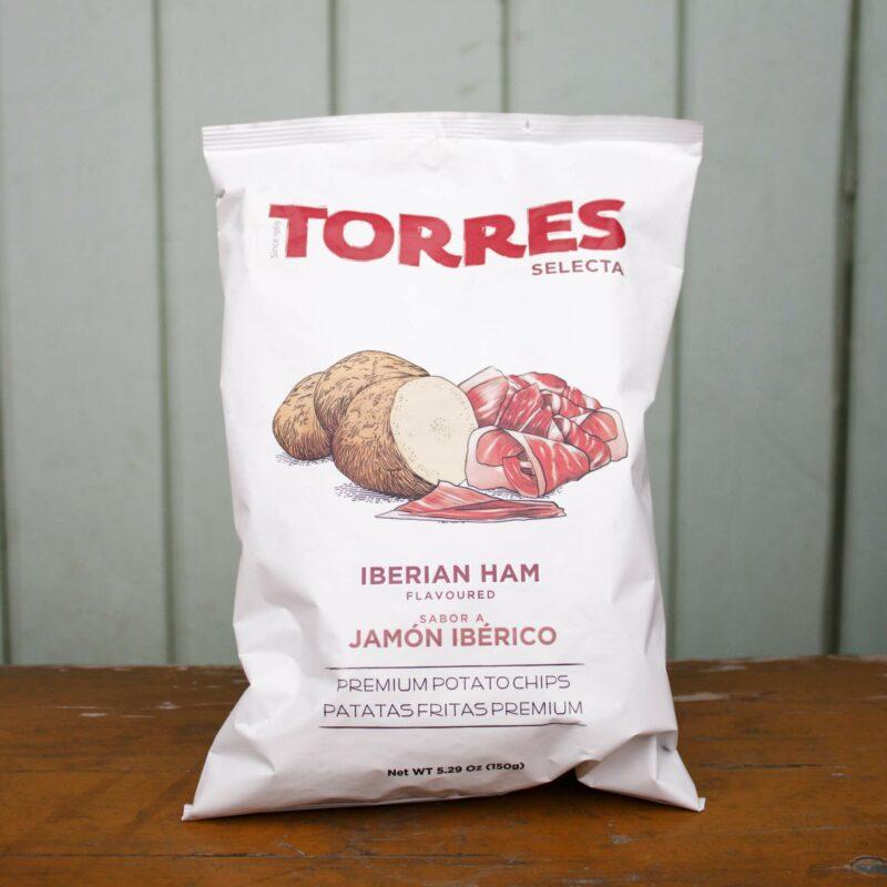 Torres Jamon Iberico Crisps