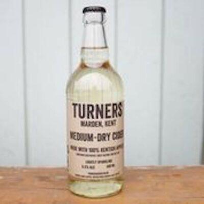 Turners Medium Dry