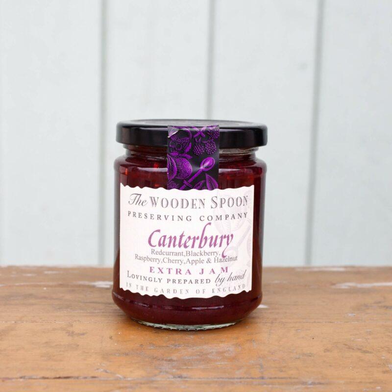 Wooden Spoon Canterbury Jam