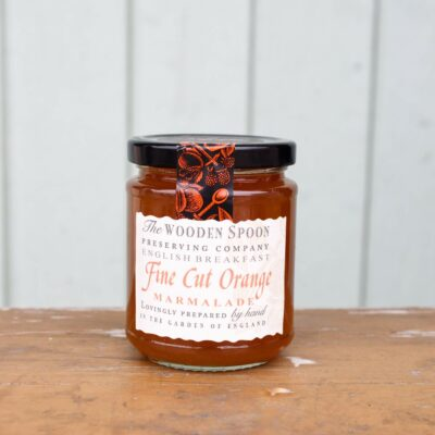 Wooden Spoon Fine Cut Marmalade