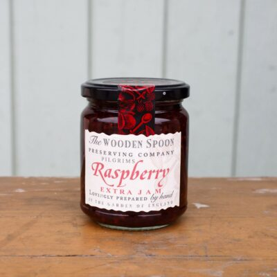 Wooden Spoon Rasp Berry Jam