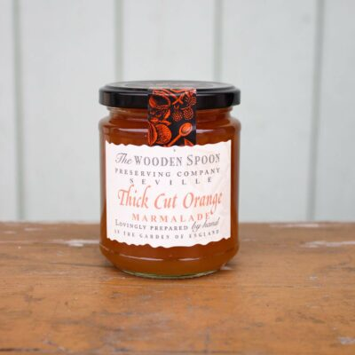 Wooden Spoon Thick Cut Marmalade