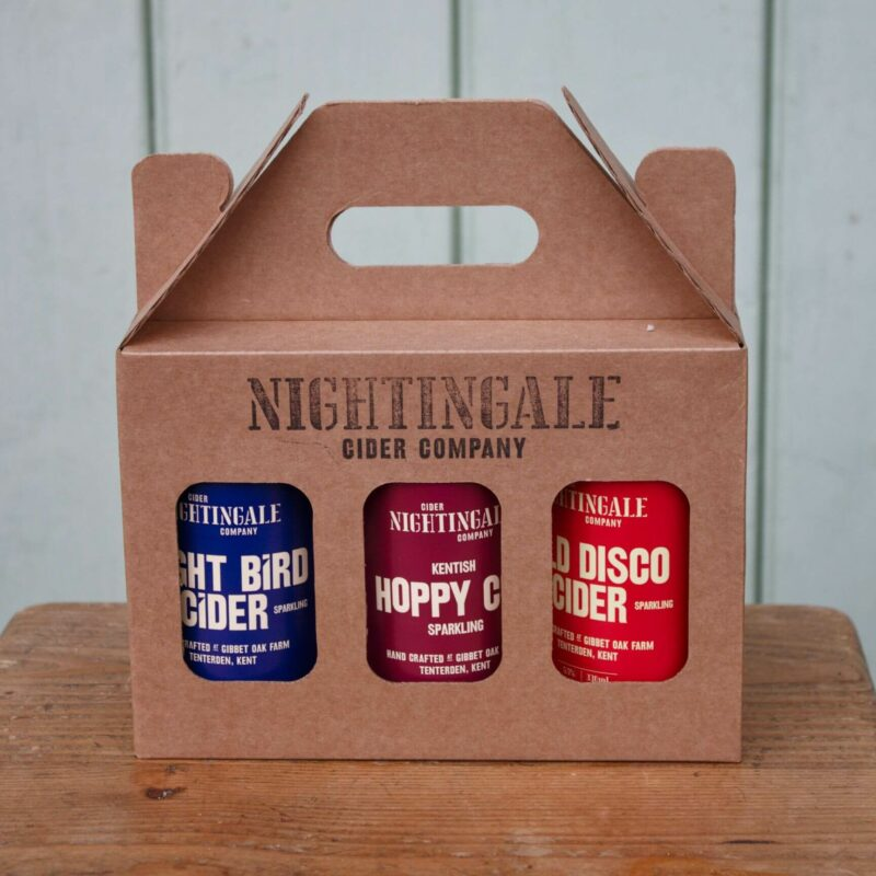 Nightingale Cider Set