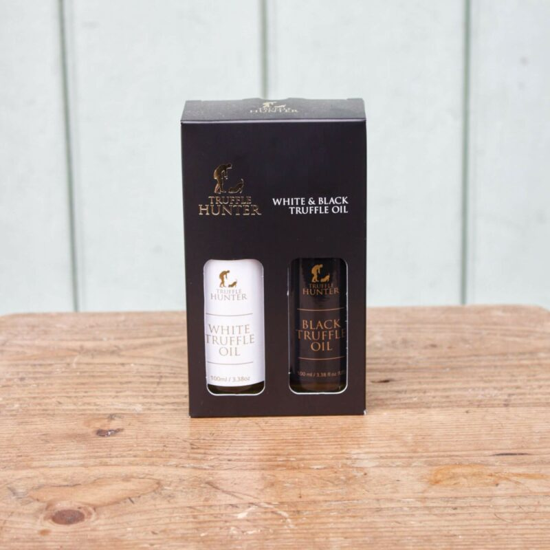 Whie And Black Truffle Oil Set