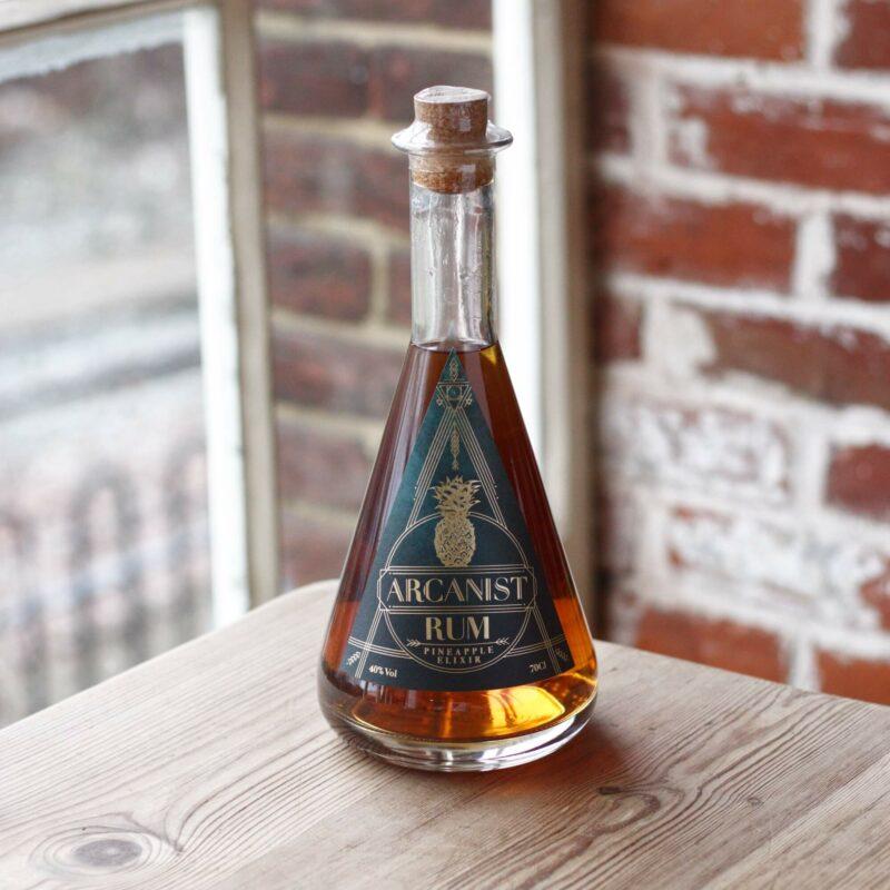 Arcanist Pineapple Elixir Rum