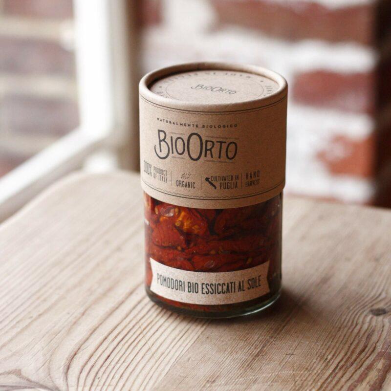 Bio Orto Sun Dried Tomatoes In Olive Oil
