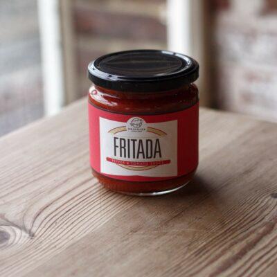 Brindisa Fritada Pepper And Tomato Sauce
