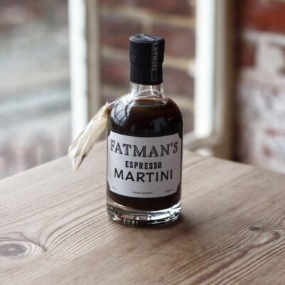 Fatmans Espresso Martini Small