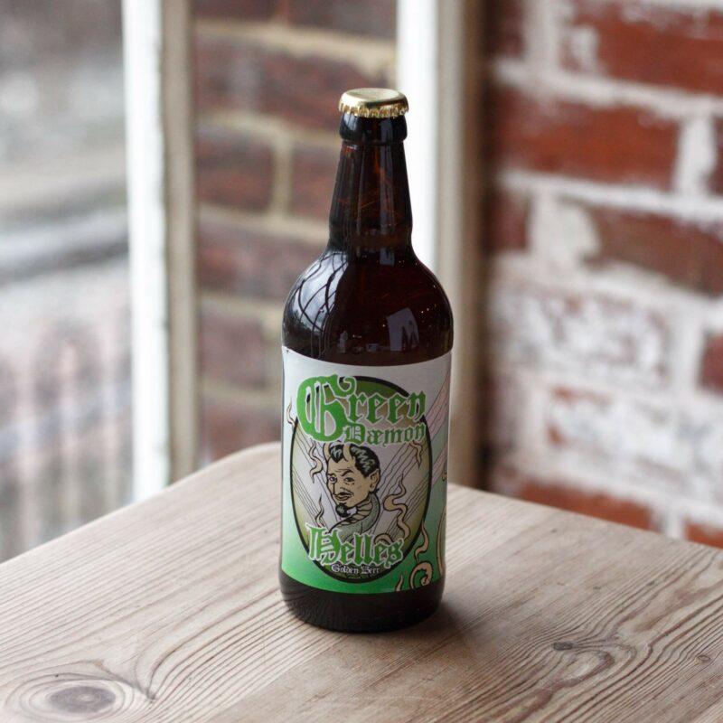 Green Daemon Golden Ale