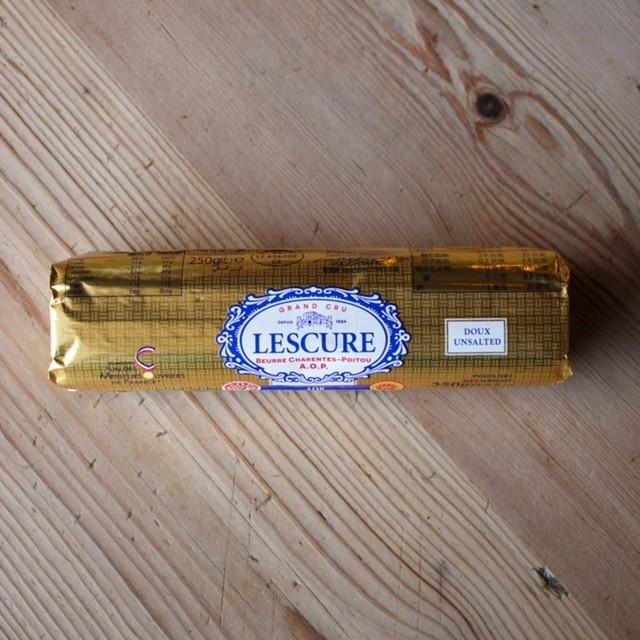 Lescure Butter