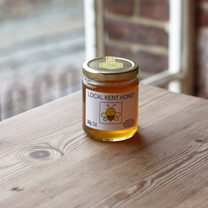 Local Kent Honey Runny