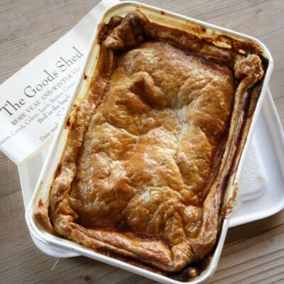 Rose Veal Pie