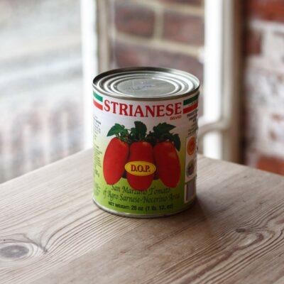 Strianese Pomodoro San Marzano Whole Tomatoes Large