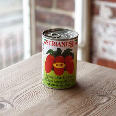 Strianese Pomodoro San Marzano Whole Tomatoes Small