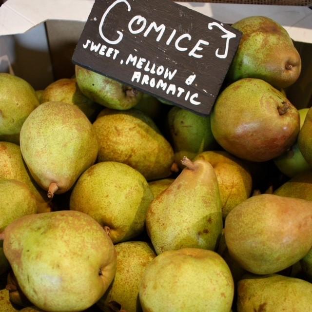 Comice Pear